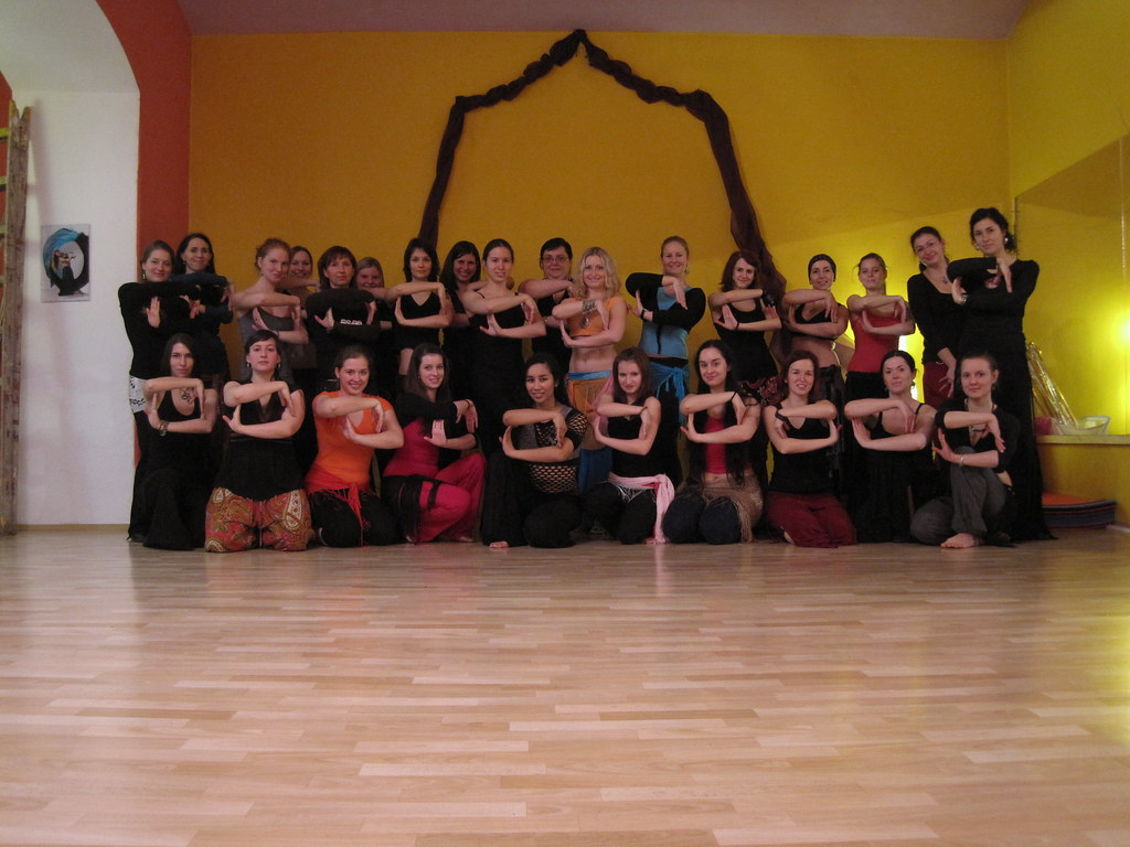 Anasma Teaching in Prague by Amaya