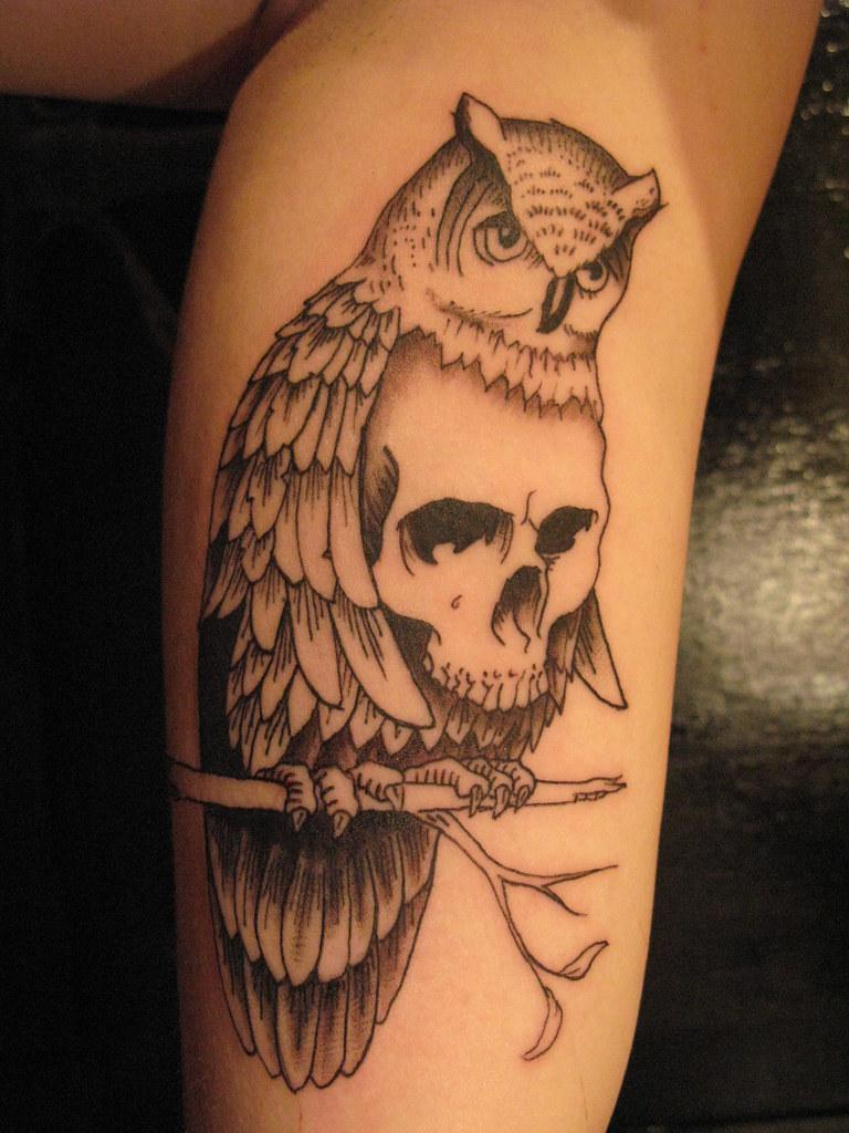Jeremy Fish Owl