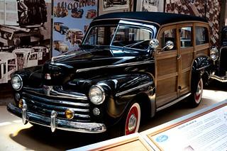 Ford Woody Wagon 1948