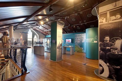Interior Aberdeen Maritime Museum