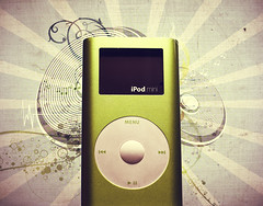 ipod, portable media player, electronics, media player,