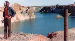 Gold Mine at Wiluna - 1974