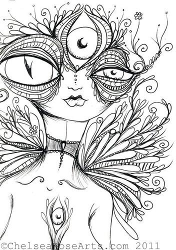 psyche faery