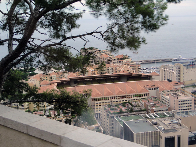 Stade louis ii flickr photo sharing for Piscine stade louis 2