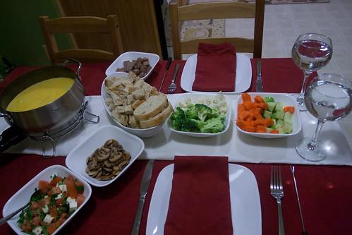 Valentine's Dinner Part 1