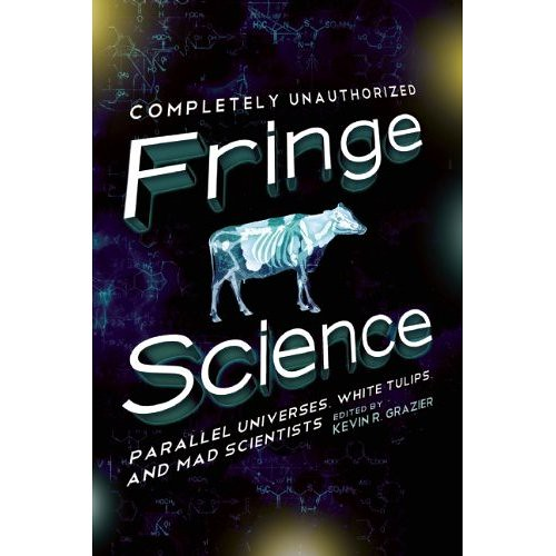 Cover for Fringe Science
