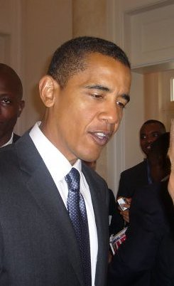 Barack Obama Potrait