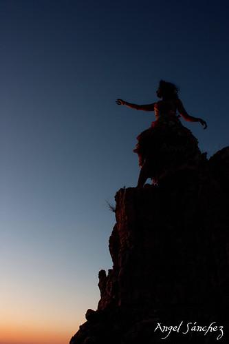 sunset sky woman silhouette lady mexico mujer shadows sombra cielo zacatecas silueta guapa ocaso veronicaalonso vetagrande angelsanchez artardecer joseagomez