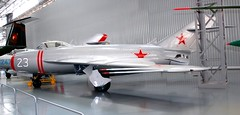 aviation, airplane, vehicle, fighter aircraft, mikoyan–gurevich mig-15, jet aircraft, air force,