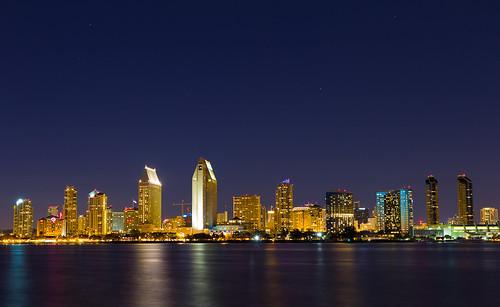 Stars Over San Diego