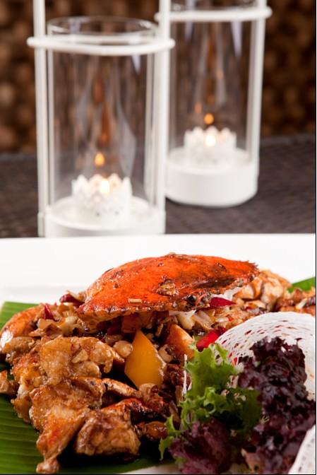 避风塘和乐蟹 Claypot HeLe Crabs