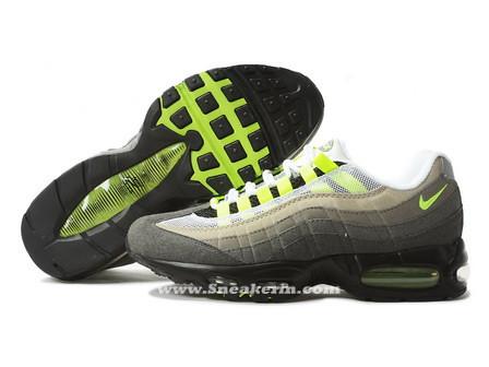 dirt cheap in stock uk store Nike-Air-Max-95-Classic-LE-Grey-Neon-Yellow-Dark-Charcoal_ ...