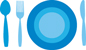 food-placesetting-blue