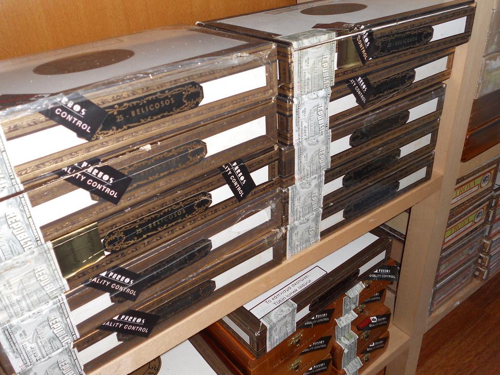 Boxes of Sancho Panza Belicosos