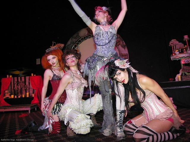 Emilie Autumn @ Nile Theater 03-04-11