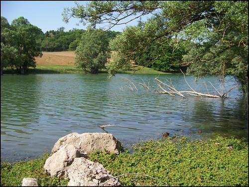 Lac de Gannet à Galapian (47)