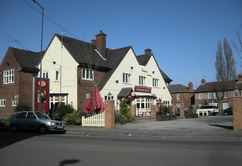 Coventry-The Coundon Hotel