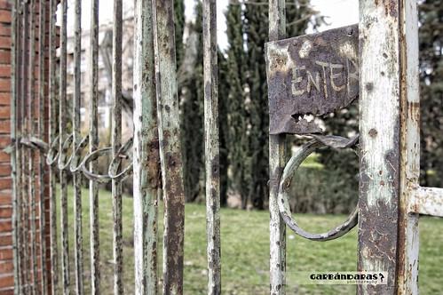 ...enter... by Garbándaras