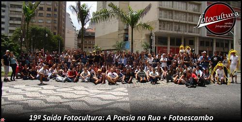 154 fotógrafos: Oficial da 19ª Saída Fotocultura