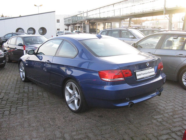 Image of BMW 335i Coupé
