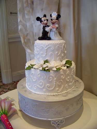Escape Wedding Cake