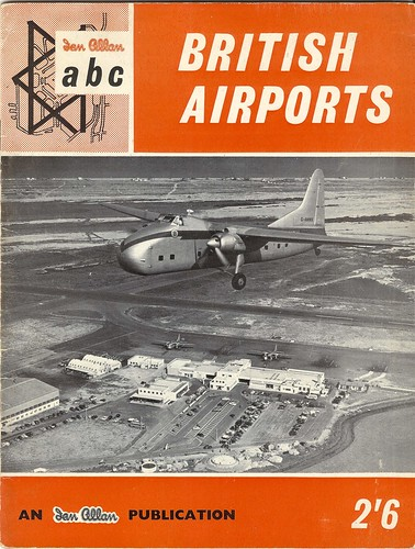 Ian Allan ABC British Airports, 1959