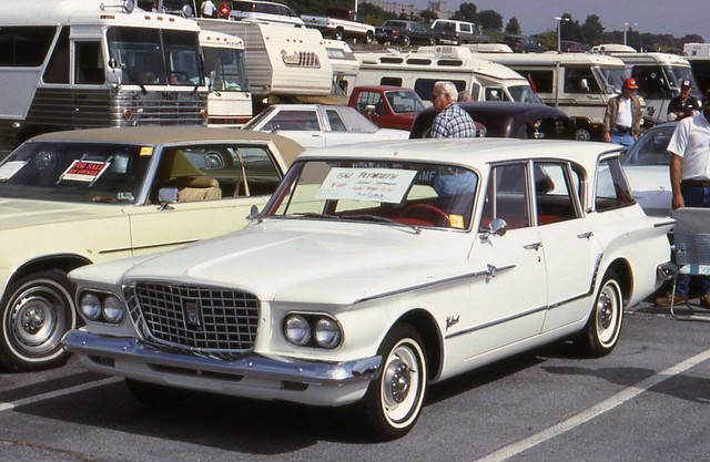 A Very Rare 1960 Chrysler Valiant Suburban (Station Wagon)