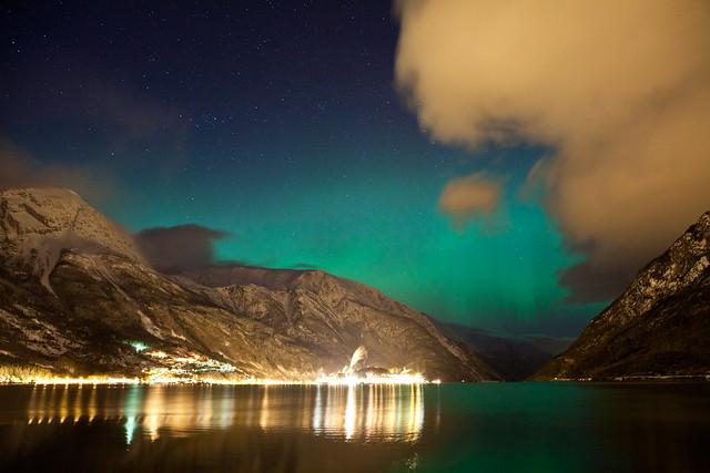 Northern Lights, Odda 2011