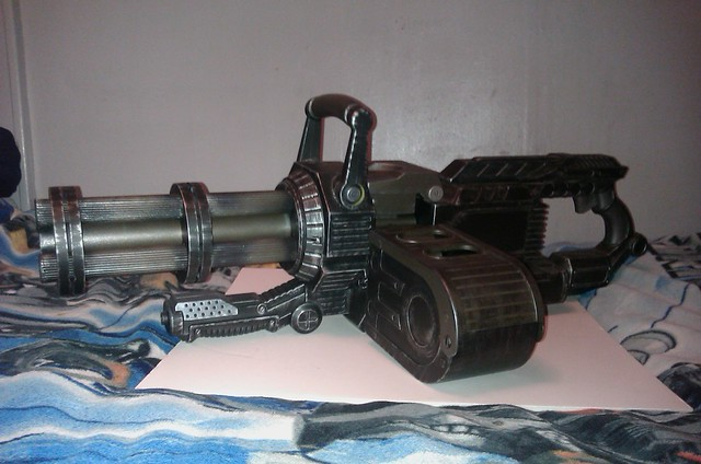 Air Zone Punisher Gun http://www.flickr.com/photos/rlattruia/5549701353/