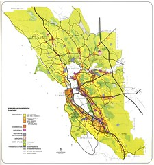 Suburban Dispersal Concept (1966)
