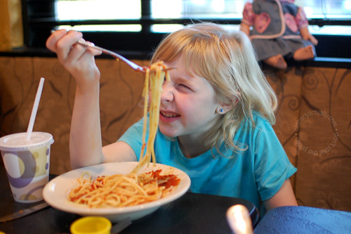 spaghetti inspection