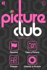 Picture Club for iPhone!