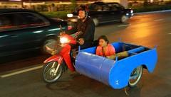 Petite ballade dans Bangkok