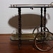 Vintage Italian Tea Serving Cart $300
