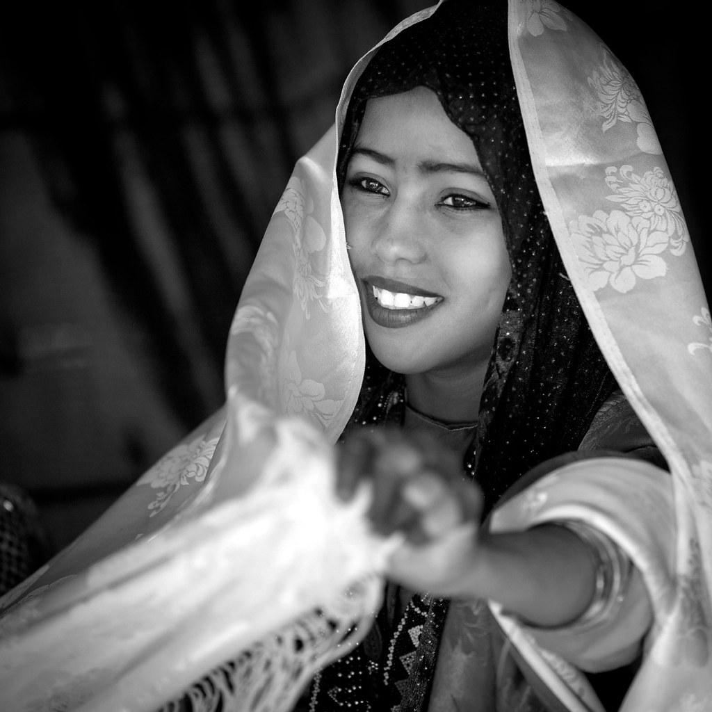 Ghademis girl - Libya