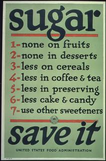Csínján a cukorral