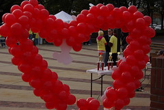 red, balloon,