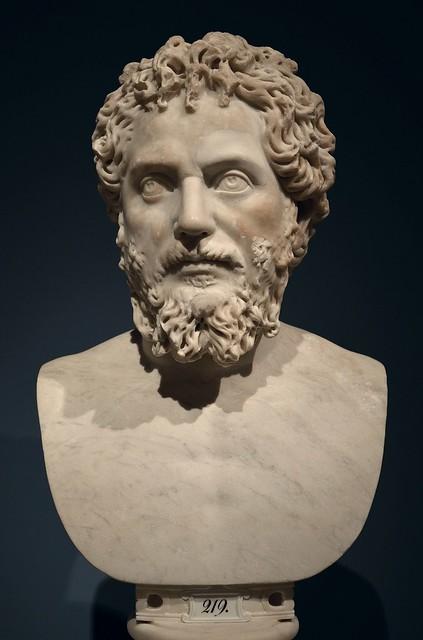 Emperor Septimius Severus, Altes Museum Berlin
