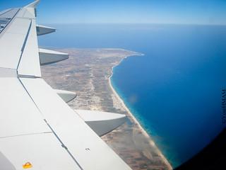 Tunisie Vue Du Ciel