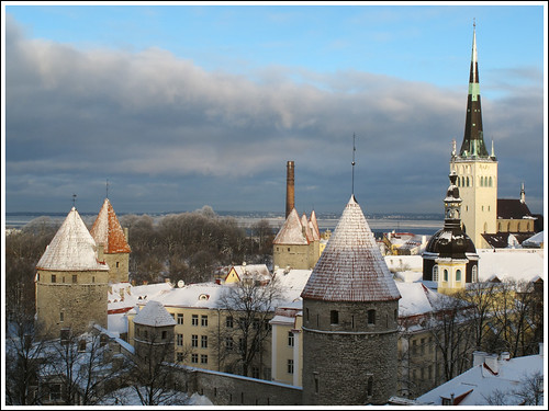 20110127. Estonia. Tallinn. The Old Town. 5974.