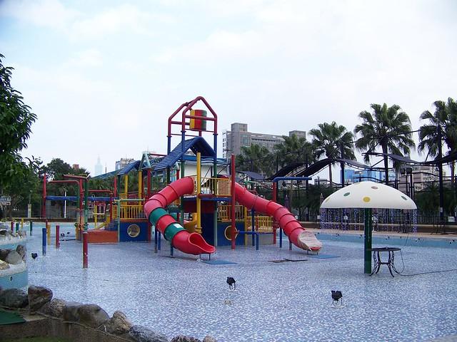 Taipei Water Park Swimming Pool Flickr Photo Sharing