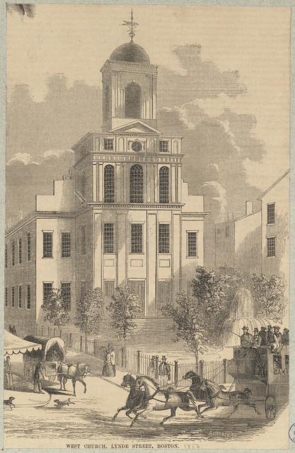 West Church, Lynde Street, Boston