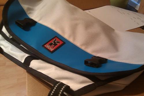 New Chrome Bag for Review