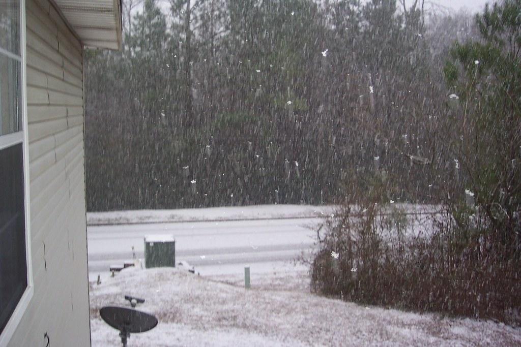 Video & Photos of Snow @ River Birch Apartments, Cullman ...