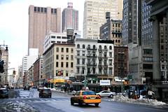 New York City, Lower Manhattan, Church St.