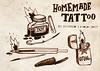 homemade tattoos