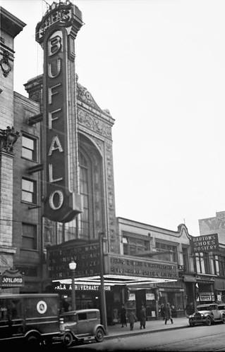 Shea's Buffalo Theatre (now Shea's Performing Arts Center), Buffalo, NY -- 1930