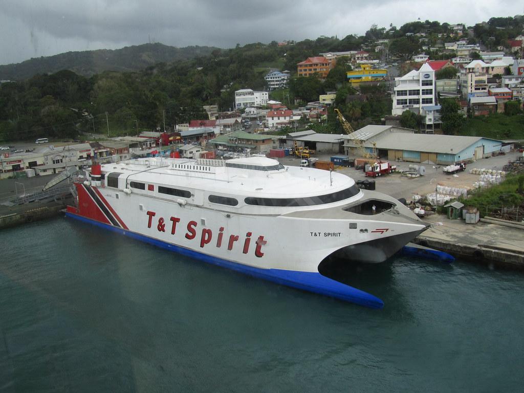 Port Of Spain Trinidad And Tobago Aerial Video - YouTube |Trinidad And Tobago Ferries