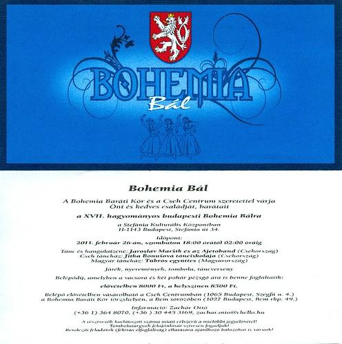 XVII. Budapesti Bohemia Bál