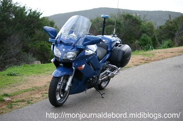 Gendarmerie YAMAHA FJR 1300 - 2